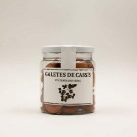 Galletas de cassìs - 230gr.