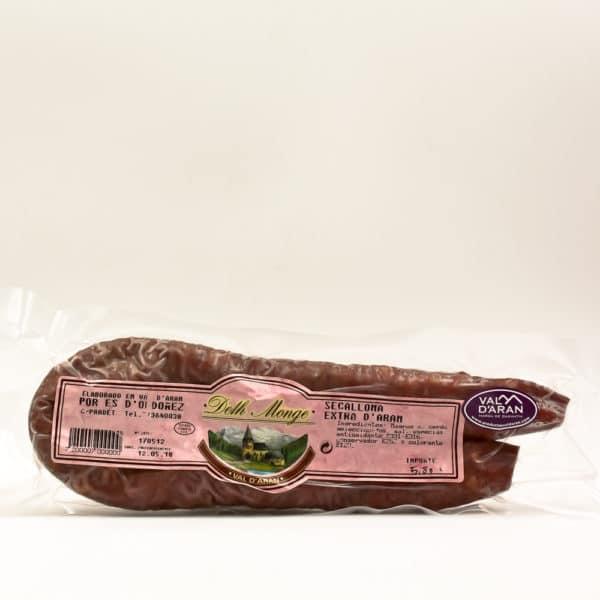 Secallona de cerdo