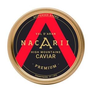 Caviar Nacarii Premium
